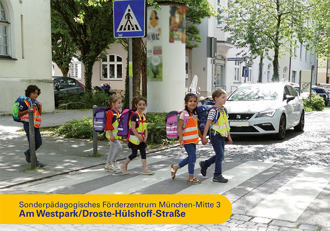 Sonderpädagogisches Förderzentrum München Mitte 3, Am Westpark/Droste Hülshoff Strasse