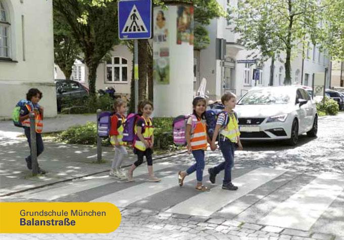 Grundschule München, Balanstrasse