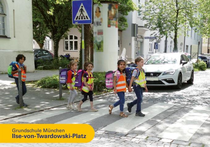 Grundschule München, Ilse von Twardowski Platz