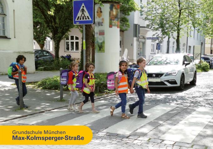 Grundschule München, Max Kolmsperger Strasse